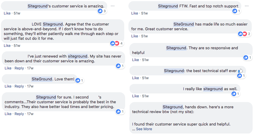 switch to siteground - siteground reviews