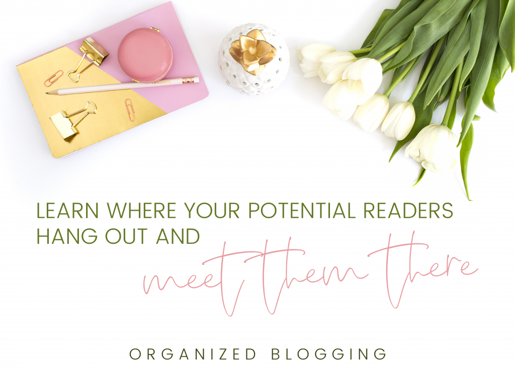 How to improve your blog posts to get more subscribers by finding them where they are.